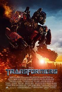 Picture of a movie: Transformers