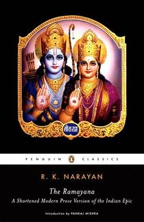 Picture of a book: The Ramayana: A Shortened Modern Prose Version of the Indian Epic
