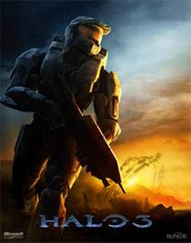 Picture of a game: Halo 3
