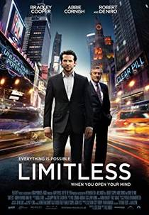 Picture of a movie: Limitless