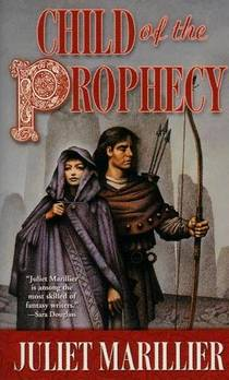Picture of a book: Child Of The Prophecy