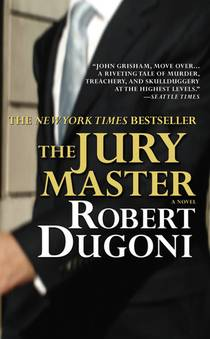 Picture of a book: The Jury Master