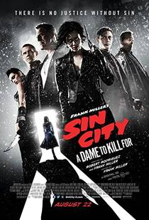 Picture of a movie: Sin City: A Dame To Kill For