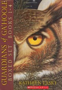 Picture of a book: Guardians Of Ga'hoole Boxed Set