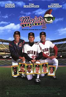 Picture of a movie: Major League II