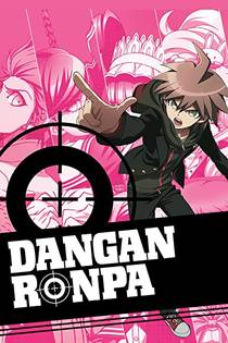 Picture of a TV show: Danganronpa: The Animation