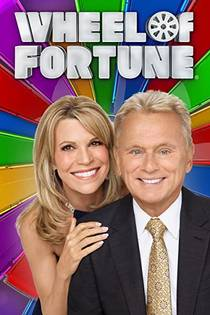 Picture of a TV show: Wheel Of Fortune