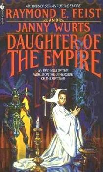 Picture of a book: Daughter Of The Empire