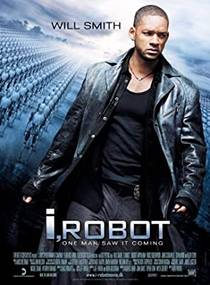Picture of a movie: I, Robot