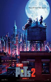 Picture of a movie: The Secret Life Of Pets 2