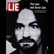 Picture of a band or musician: Charles Manson