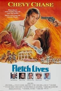 Picture of a movie: Fletch Lives