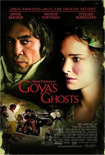 Picture of a movie: Goya's Ghosts