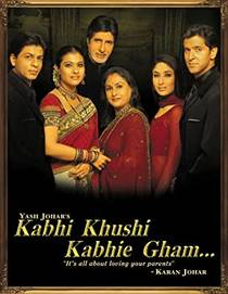 Picture of a movie: Kabhi Khushi Kabhie Gham...