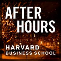 Picture of a podcast: After Hours