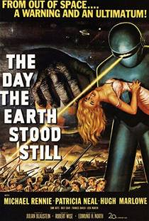 Picture of a movie: The Day The Earth Stood Still