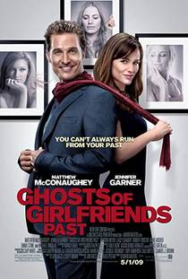 Picture of a movie: Ghosts Of Girlfriends Past