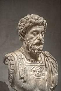 Picture of an author: Marcus Aurelius