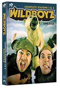 Picture of a TV show: Wildboyz