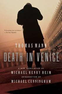 Picture of a book: Death In Venice