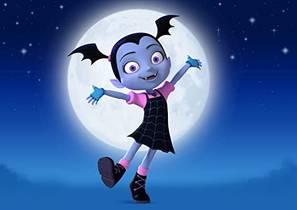 Picture of a TV show: Vampirina