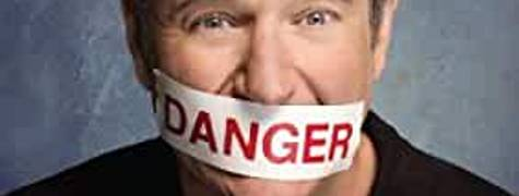 Image of Robin Williams: Weapons Of Self Destruction