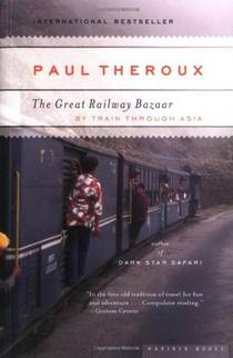 Picture of a book: The Great Railway Bazaar