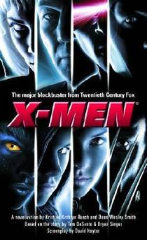 Picture of a book: X-Men