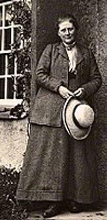 Picture of an author: Beatrix Potter