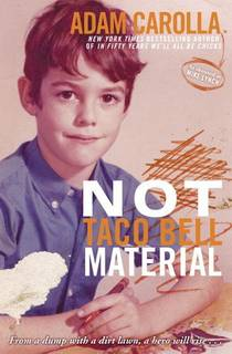 Picture of a book: Not Taco Bell Material