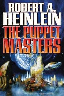 Picture of a book: The Puppet Masters