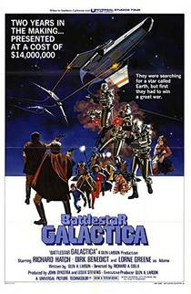 Picture of a movie: Battlestar Galactica