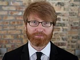 Picture of an author: Chuck Klosterman