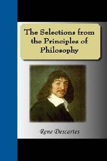 Picture of a book: The Selections from the Principles of Philosophy