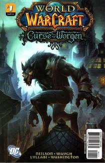 Picture of a book: Curse Of The Worgen (world Of Warcraft)