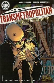 Picture of a book: Transmetropolitan, Vol. 1: Back On The Street