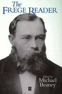 Picture of a book: The Frege Reader