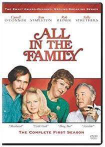 Picture of a TV show: All In The Family