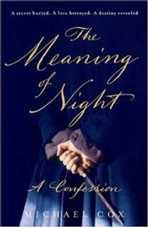 Picture of a book: The Meaning Of Night