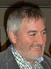 Picture of an author: Chris Riddell