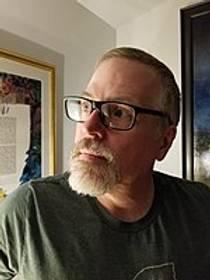 Picture of an author: Jeff Vandermeer