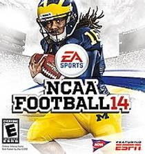 Picture of a game: Ncaa Football 14