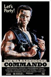 Picture of a movie: Commando