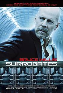 Picture of a movie: Surrogates