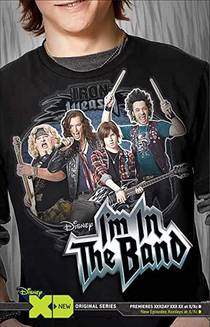 Picture of a TV show: I'm In The Band