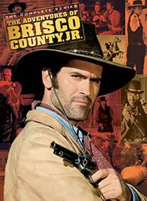 Picture of a TV show: The Adventures Of Brisco County, Jr.
