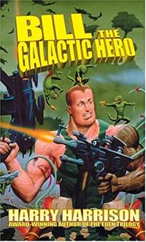 Picture of a book: Bill, The Galactic Hero