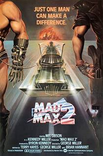 Picture of a movie: Mad Max 2: The Road Warrior