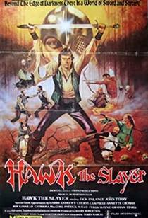 Picture of a movie: Hawk The Slayer