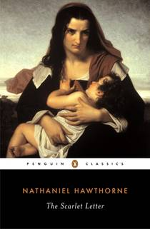 Picture of a book: The Scarlet Letter